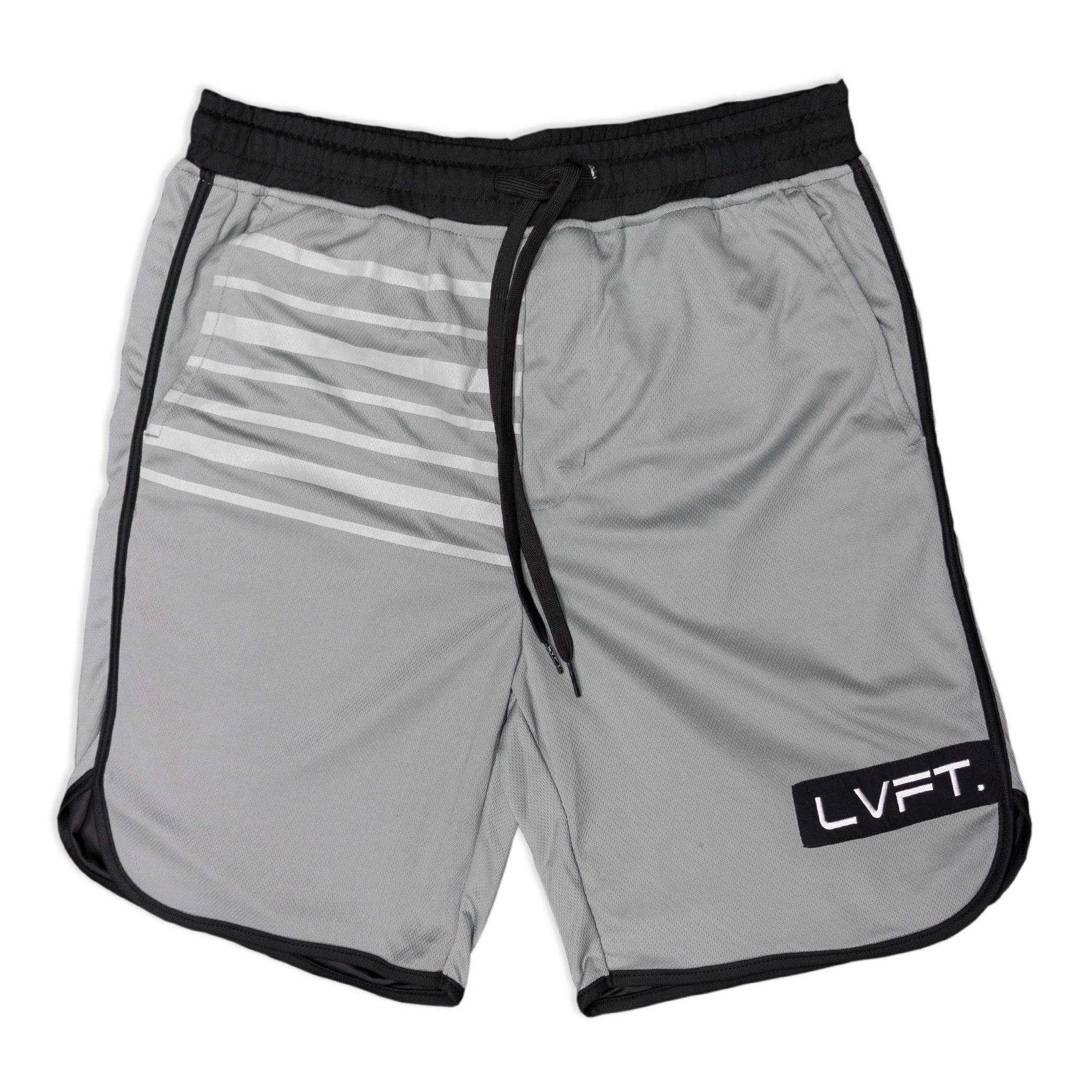 Pipeline Active Shorts - Grey