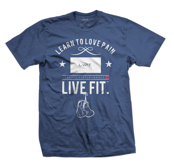 Live Fit Muay Thai- Navy
