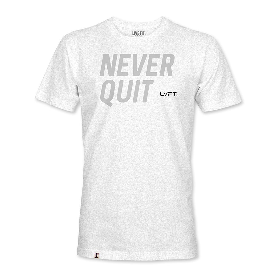 LVFT Never Quit - Heather White