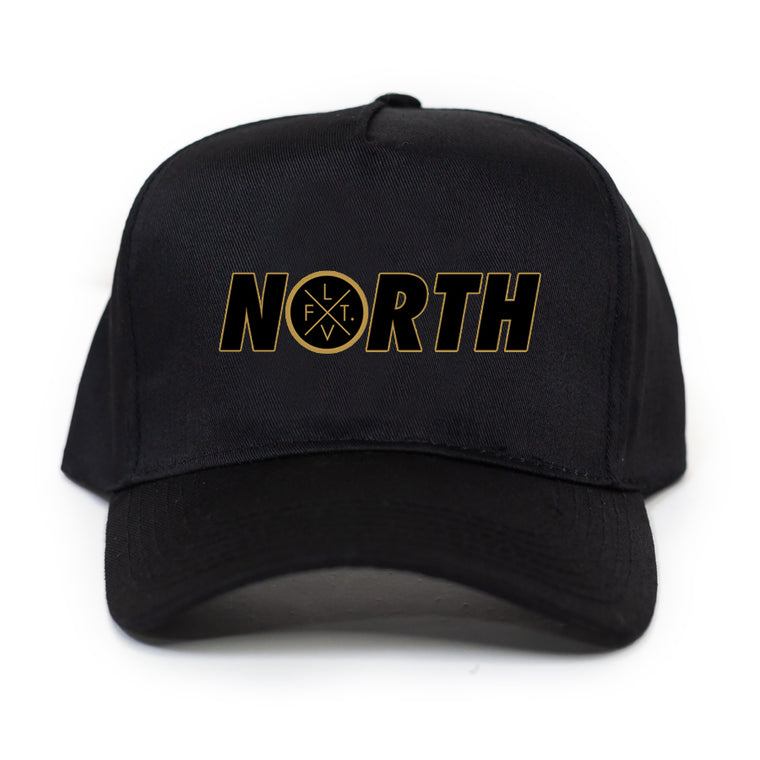 North Canada Cap - Black