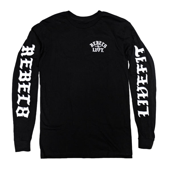 OG's Long Sleeve Tee - Black