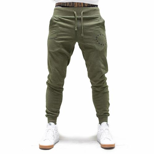 Athlete Joggers - Olive/Black