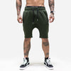 Tech-Shorts- Militant Green