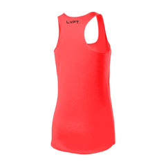 Flash Racerback - Coral