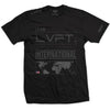 Live Fit Apparel International Tee- Black/Black - LVFT