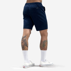 Live Fit Apparel Lifestyle Shorts - Navy - LVFT