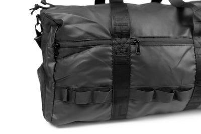 Live Fit Apparel - Stealth Duffel Bag - Black - LVFT