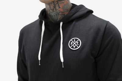 Terry Pullover Hoodie