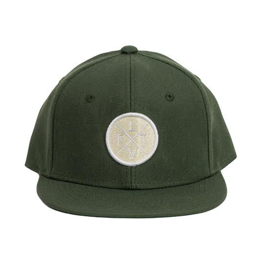 Prestige Worldwide Snapback - Military Green