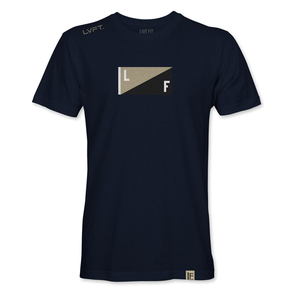 Victory Tee - Navy