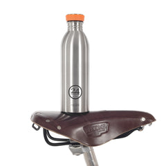 saddle leather brooks bottle 24 fixie fixed lamona