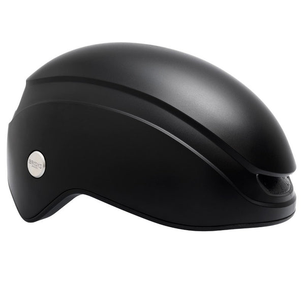 helmet black brooks island fixed