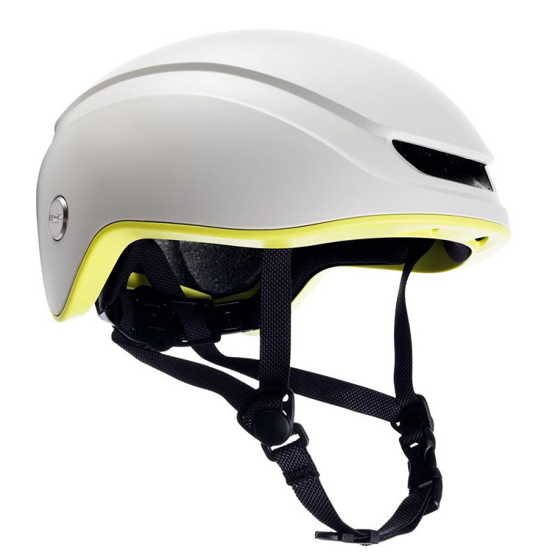 helmet white brooks island fixed