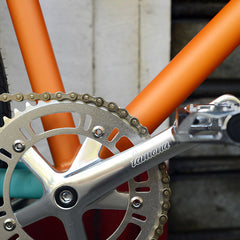 crank set lamona aix fixie fixed chain bike