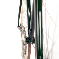 bike green lamona fixie fixed atalanta