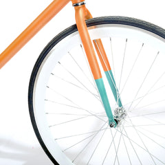 wheel white rueda lamona fixie fixed aix
