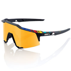 100% SPEEDCRAFT SOFT TACT SAGAN EDITION LL (LENTE ESPEJO DORADA)