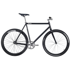 bike fixie fixed black lamona airon carbon