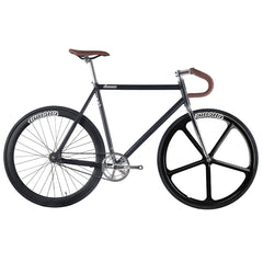 chronos airon black bike fixie fixed lamona