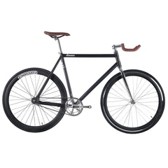 bike black fixie fixed lamona airon bicicleta