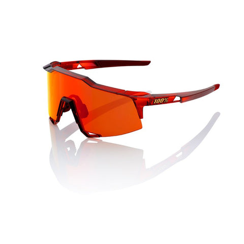 100% SPEEDCRAFT ORANGE LL (LENTE SMOKE)