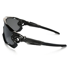 OAKLEY JAWBREAKER POLISHED BLACK (LENTE BLACK IRIDIUM POLARIZED)