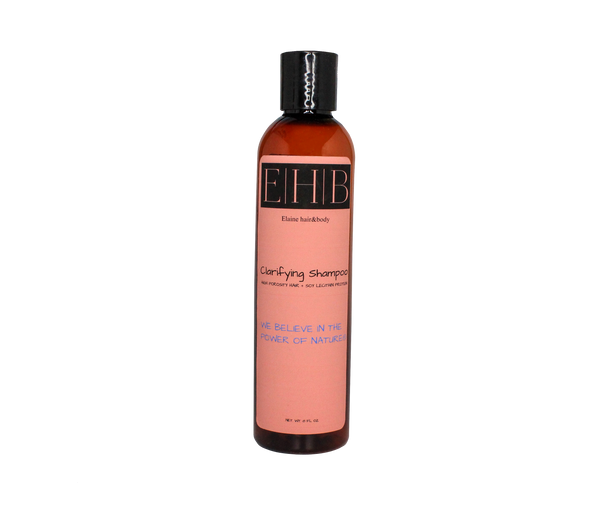 High Porosity Shampoo