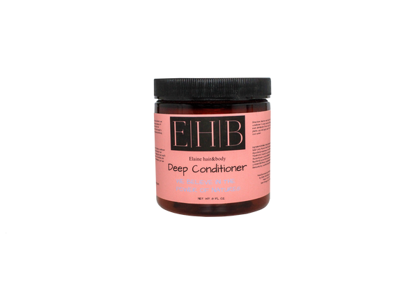 High Porosity Deep Conditioner