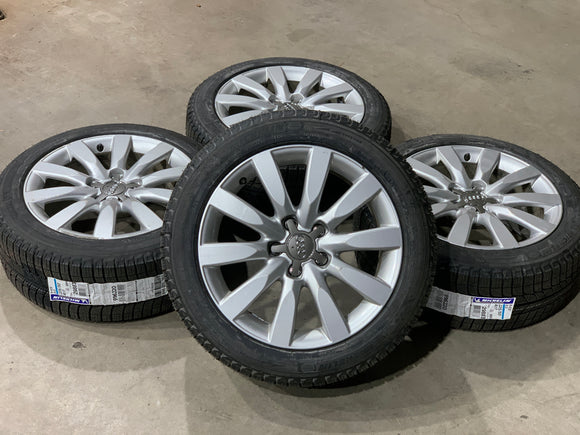 Winter Package for Audi A4 5x112