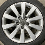 "Winter 17"" Package for Audi A4 5x112"