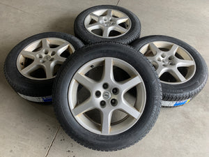 Winter Package for Nissan Qashqai 5x114.3