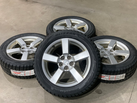 Winter Package for Mitsubishi 5x114.3