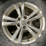 Winter Package for Chevrolet Equinox 5x120