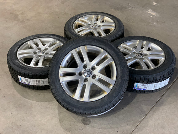 Winter Package for Volkswagen Golf 5x112