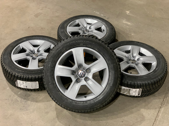 Winter Package for Volkswagen Jetta 5x112