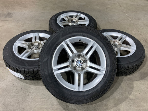 Winter Package for Audi Q3 & VW Tiguan 5x112