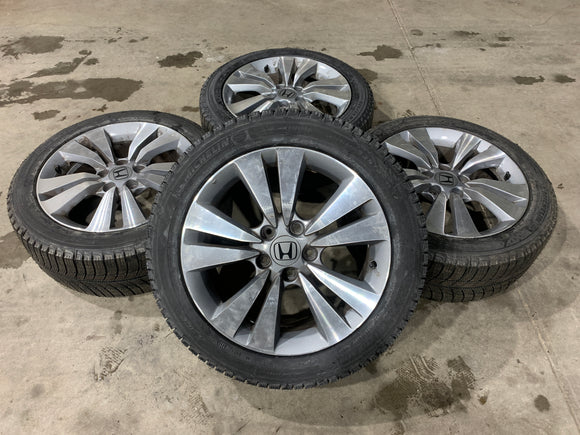 Winter Package for Honda Accord, Acura TSX 5x114.3