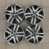 Winter Package Volkswagen OEM alloy rims and tires