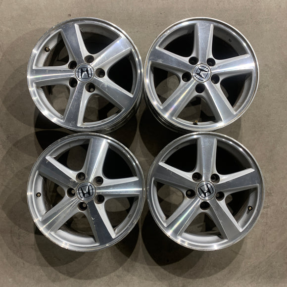 Winter Package Honda / Acura OEM alloy rims and tires