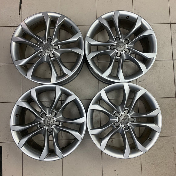 Winter Package VW / Audi OEM alloy rims and tires