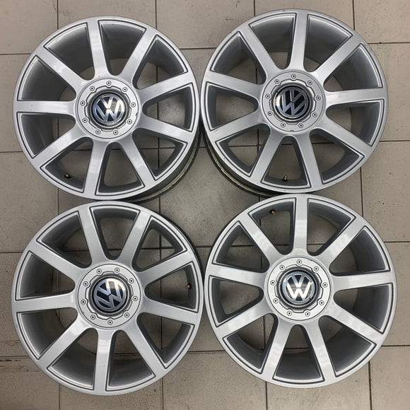 Winter Package VW / Audi replica alloy rims and tires