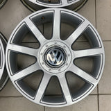 "17"" Package VW / Audi replica alloy rims and tires"