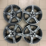 "17"" Package Toyota / Lexus alloy rims and tires"