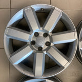 "17"" Package Subaru alloy rims and tires"