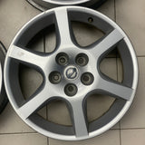 "16"" Package Nissan OEM alloy rims"