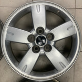 "17"" Package Mitsubishi OEM alloy rims"