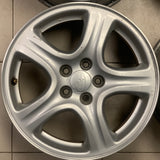 "16"" Package Subaru alloy rims and tires"