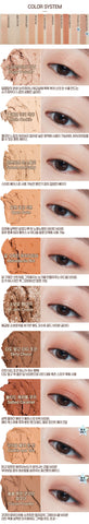 etude look at my eyes cookie chips