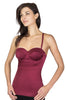 Washable Silk Bustier Cami