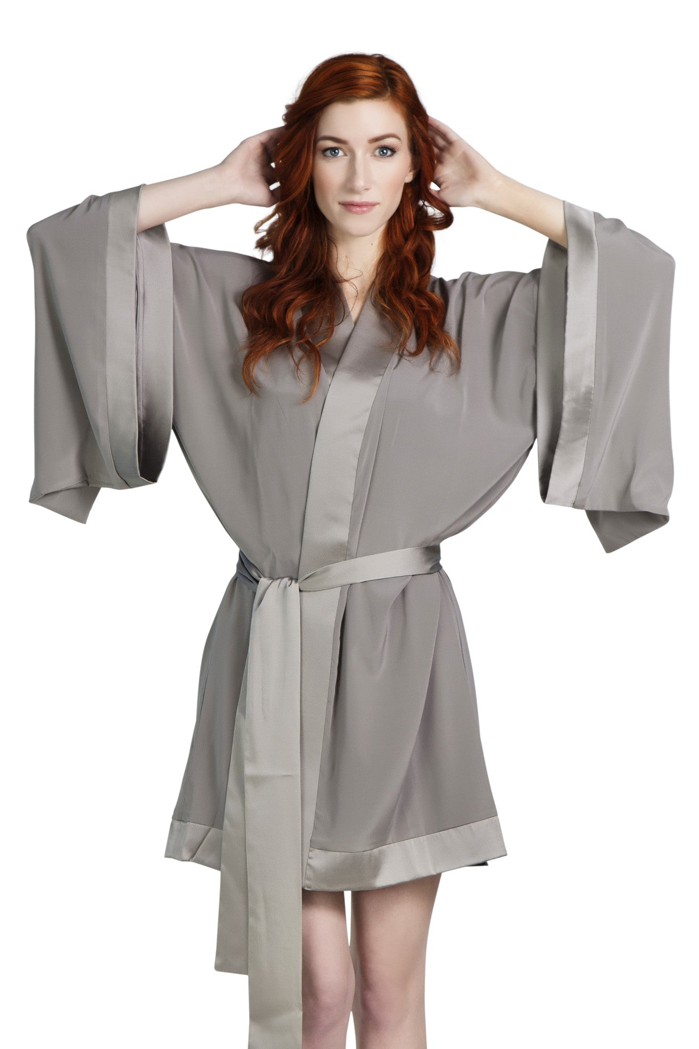 Washable Silk Robe